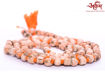 Picture of Arkam Tulsi Mala/ 100% Natural Tulsi Mala/ Original Tulsi mala (Size: 6mm, Beads: 108+1) with Gaumukhi