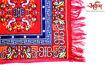 "Picture of Arkam Handcrafted Velvet Puja Asana/Prayer Mat/Aasan/Puja Mat/Meditation Mat/Multipurpose Sitting Floor Mats - (Size: 18""x18"") (Pack of 6)"