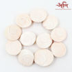 Picture of Arkam Gomti Chakra / Gomati Chakra / White Gomti Chakra / Original Premium Quality for Puja 22-25 mm - Set of 11 Pcs