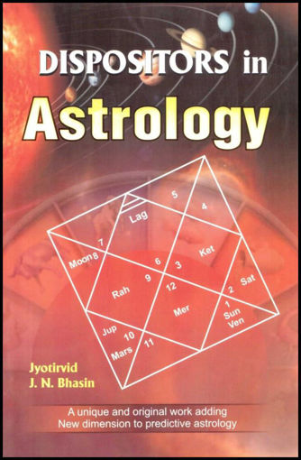 Picture of Dispositors in Astrology - English - Ranjan Publications