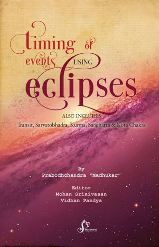 Picture of Timing of Events Using Eclipses - English - Saptrishi Publications