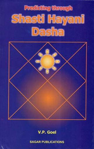 Picture of Predicting Through Shasti Hayani Dasha - English - Sagar Publications