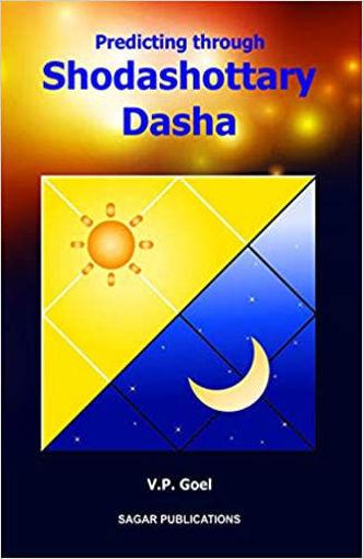 Picture of Predicting Through Shodashottary Dasha - English - Sagar Publications