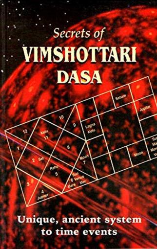 Picture of Secrets of Vimshottari Dasa - English - Ranjan Publications