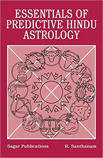 Picture of Essentials of Predictive Hindu Astrology - English - Sagar Publications
