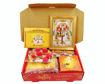 Picture of Arkam Saraswati Puja Samagri Kit for Basant Panchami/ Saraswati Pujan/ Basant Panchami Pooja/ Vasant Panchami Puja (45+ Items) with Detailed Puja Vidhi in Hindi