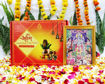 Picture of Arkam Satyanarayan Puja Samagri Kit/ Satya Narayan Pujan/ Purnima Pooja/ Shukla Purnima Puja (35+ Items) with Katha and detailed Puja Vidhi in Hindi