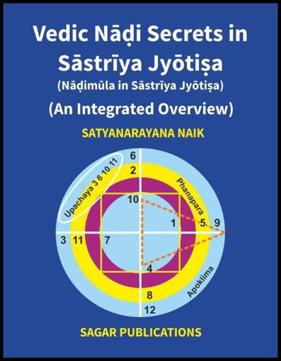 Picture of Vedic Nadi Secrets in Sastriya Jyotisa - English - Sagar Publications
