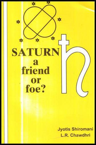 Picture of Saturn A Friend Or Foe? - English - Sagar Publications